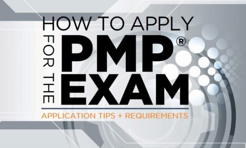 how to apply for the pmp exam